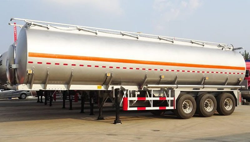 Sulfuric Acid Trailer